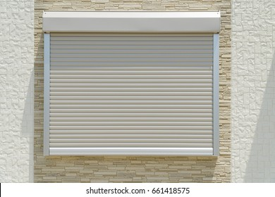 Residential equipment 1st floor Security shutter shutter shutter