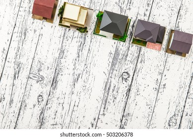 Residential home image table Photo