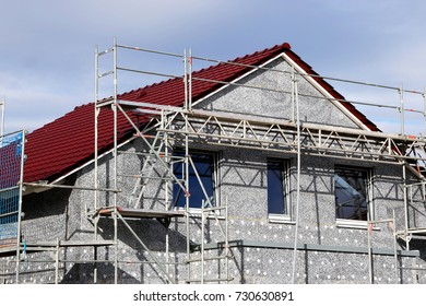 Residential home with professional thermal insulation