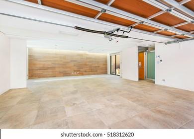 Garage Interior Images Stock Photos Vectors Shutterstock