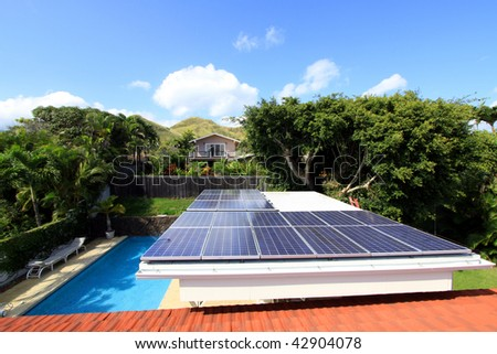 residential photovoltaic solar system