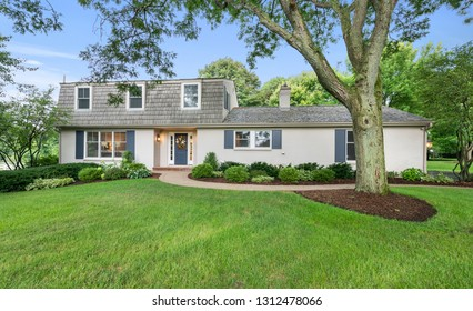 Residential Real Estate Exterior