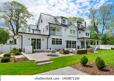 Residential Real Estate Exterior Home