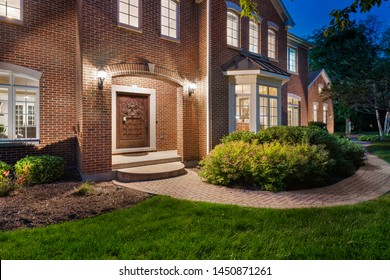Residential Real Estate Exterior Home Twilights