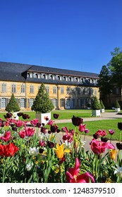 Residenz in Bayreuth is a city in Bavaria, Germany, with many historical attractions