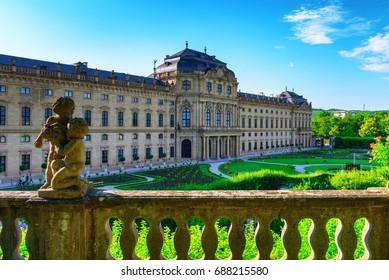 The Residenz of Wurzburg, Germany
