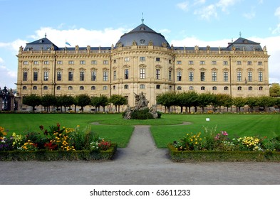 The Residenz in Wurzburg, Palace of Monarchs