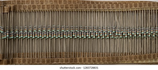 Resistor Electronics 27000 Ohm for circuits.