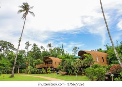Resort in Koh Kood, Thailand