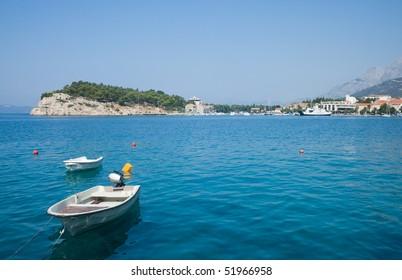 Resort Makarska. Croatia