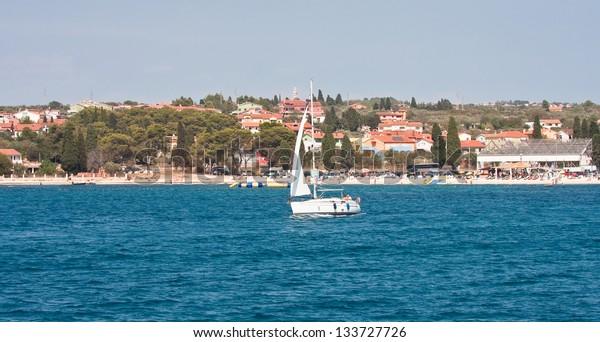 Resort Peroj, Croatia