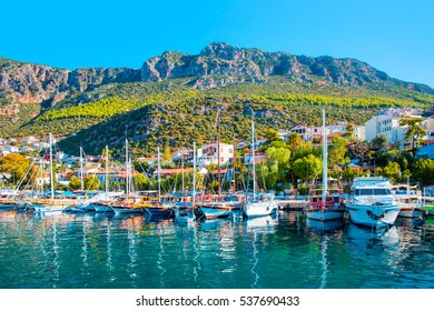 Resort town, Kas Antalya