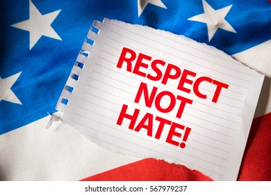 Respect Not Hate