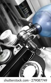 Respiratory care concept in ICU
