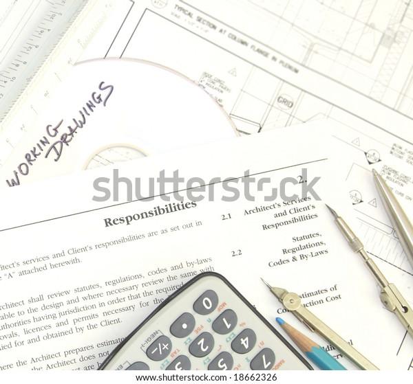 responsibilities according contract