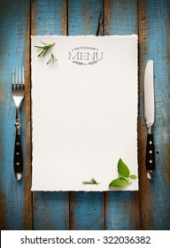 Restaurant cafe menu, template design. Food flyer