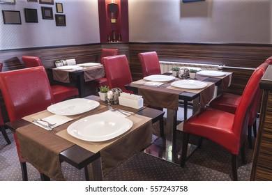 Restaurant, Hotel, Table, Dinner, Furniture
