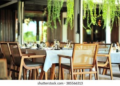 Restaurant, Kuta, Bali, Indonesia