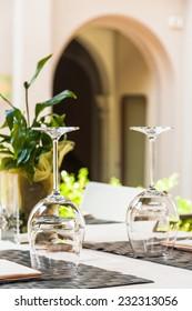 Restaurant lago Garda