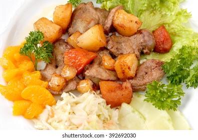 restaurant meals catalog
