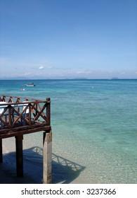 Restaurant at Perhentian Island