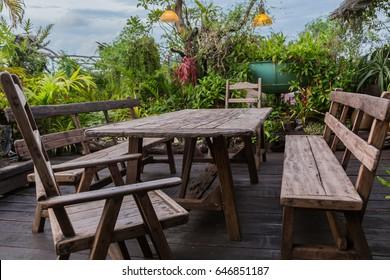"""Restaurant table."""