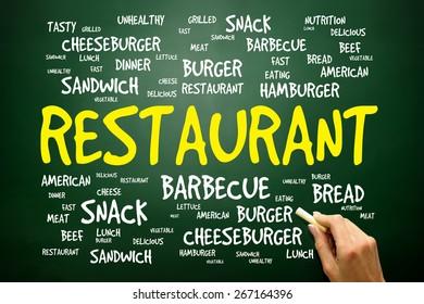 restaurant words images stock photos vectors shutterstock