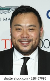 Restauranteur David Chang attends the Time 100 Gala at Frederick P. Rose Hall on April 25, 2017 in New York City.