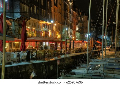 Restaurants in Honfleur (France)