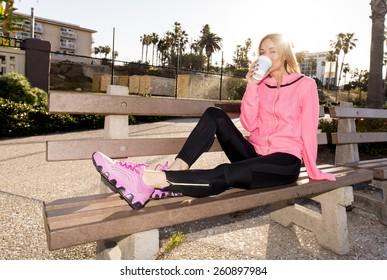 Resting Runner