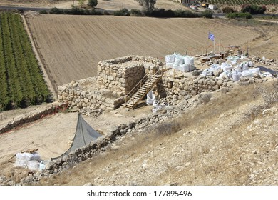 Restoring the Great Gate at Lachish