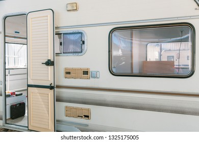 Caravan Door Images, Stock Photos & Vectors | Shutterstock