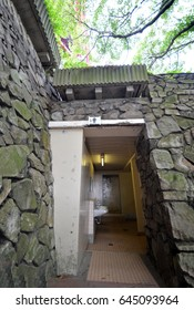 Restroom of the park