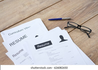 Resume Review Images Stock Photos Vectors Shutterstock