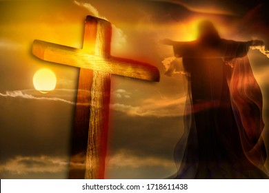 Resurrection of Jesus. Religious background.