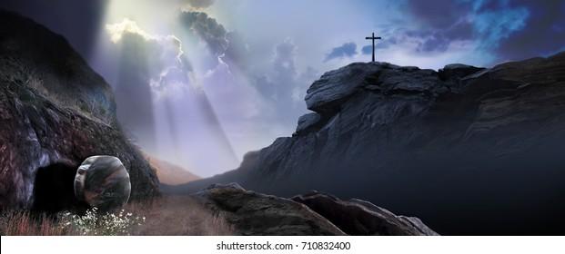 Resurrection Panorama