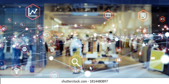 Retail and technology. Retail as a Service.