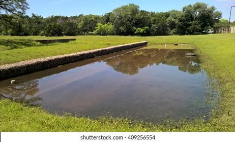 Retention Pond Images, Stock Photos & Vectors | Shutterstock