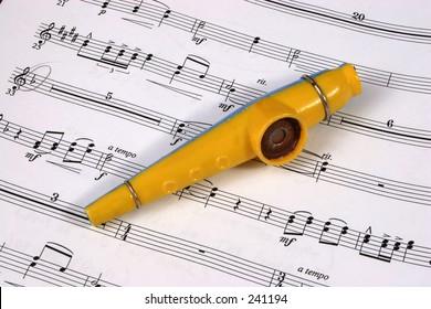 Retired horn