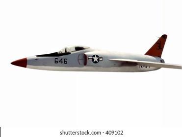 Retired Navy Jet