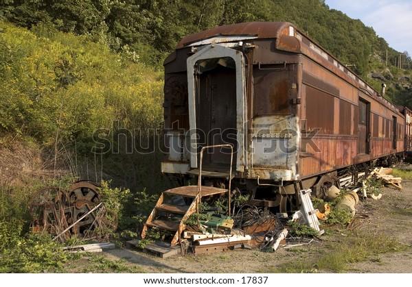Retired Train