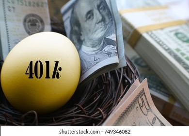 Retirement Fund 401K