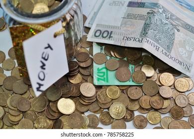 Retirement, money, zus. ZUS ID card