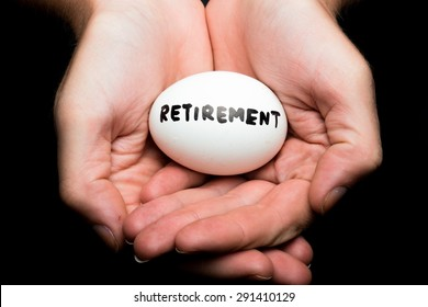 Retirement, Pension, Nest Egg.