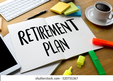 RETIREMENT PLAN Savings  Senior Investment  Pension ,