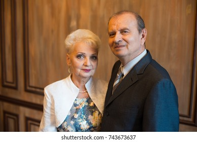 retirement senior couple