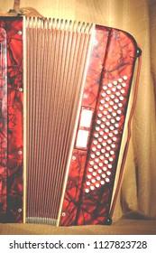 Retro accordion part