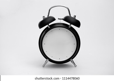 Retro Alarm Clock with no Fingers