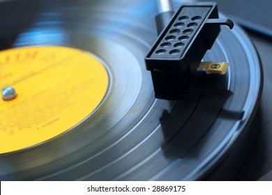 Retro audio player