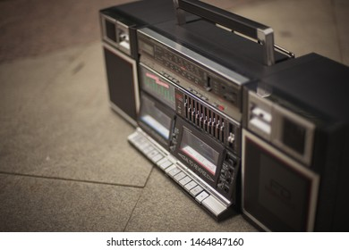 Radio Rap Images, Stock Photos & Vectors | Shutterstock